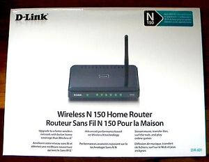 Powerful Wireless Computer Router N150 D-Link Great Condition!