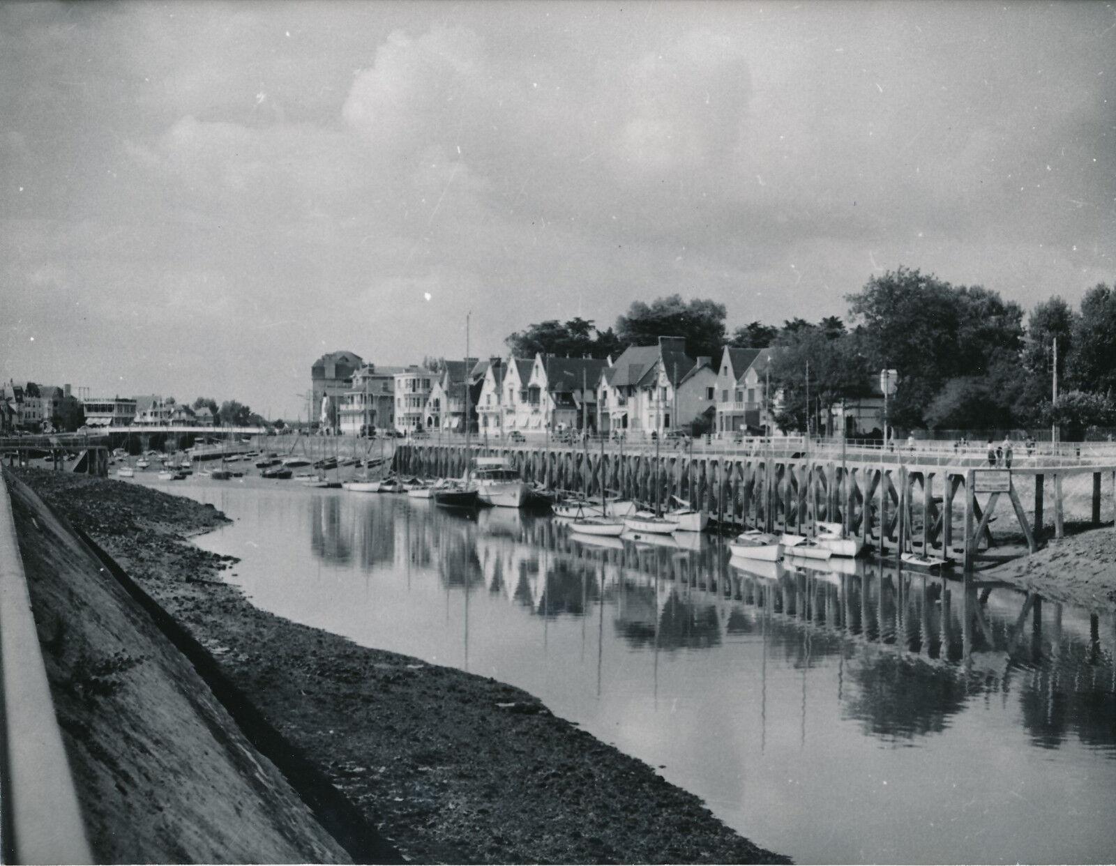 PORNICHET c. 1950 -  Le Port  Loire-Atlantique  - Div 7873