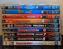 American Dad - Volume 1 to 9 Bundamba Ipswich City Preview