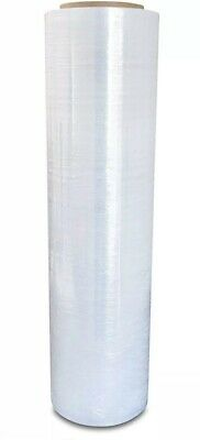 Clear Cast Hand Stretch Wrap 18 X 1000 Plastic Shrink Film 1 Roll-6.7 Lb