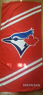 Toronto Blue Jays Canada Day Beach Towel Sga 7 1 16 Brand New