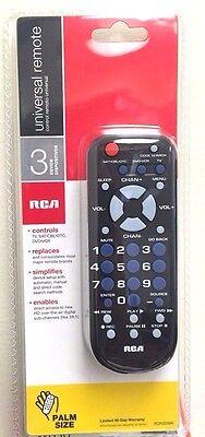 BRAND NEW UNIVERSAL Remote Control RCA 3 Device RCR503BR
