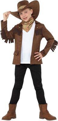 Sheriff Junge Kinderkostüm Cowboy Wilder Westen - Sheriff Kostüm Junge