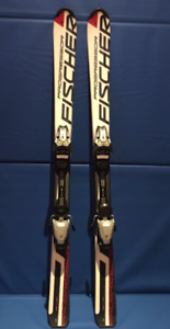 Ski alpin junior FISCHER 130 cm