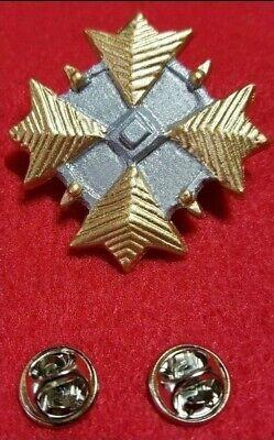 Star Trek Movie Lieutenant Commander Rank Pin Pip Insignia Uniform Maroon v2