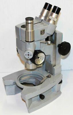American Optical Ao Spencer Teaching Microscope Ao 56b Base.