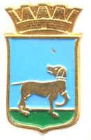 Cane Caccia Stemma Coronato Distintivo Pin Metallo E Smalti - corona - ebay.it