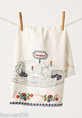 Полотенца, кухонные полотенца NWT Anthropologie FORMAGGIO