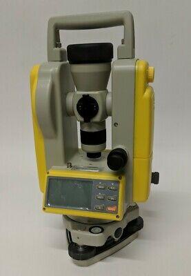David White Dt8-05lp 5-sec. Digital Theodolite With Laser Plummet 46-d8896