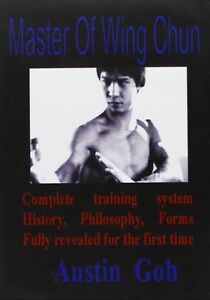 MASTER OF WING CHUN NEW DVD AUSTIN GOH COMPLETE TRAINING SYSTEM