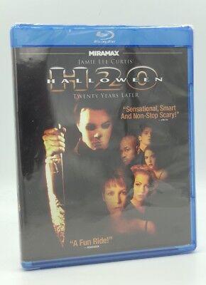 Halloween: H20 Twenty Years Later (Blu-ray Disc, 2011) NEW OOP - Halloween H20 20 Years Later Dvd
