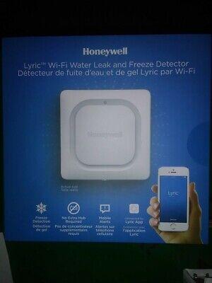 Honeywell Lyric Chw3610w1001 Wifi Water Leak And Freeze Detector
