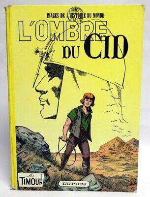 TIMOUR 17 L'ombre du Cid EO 1965 Sirius