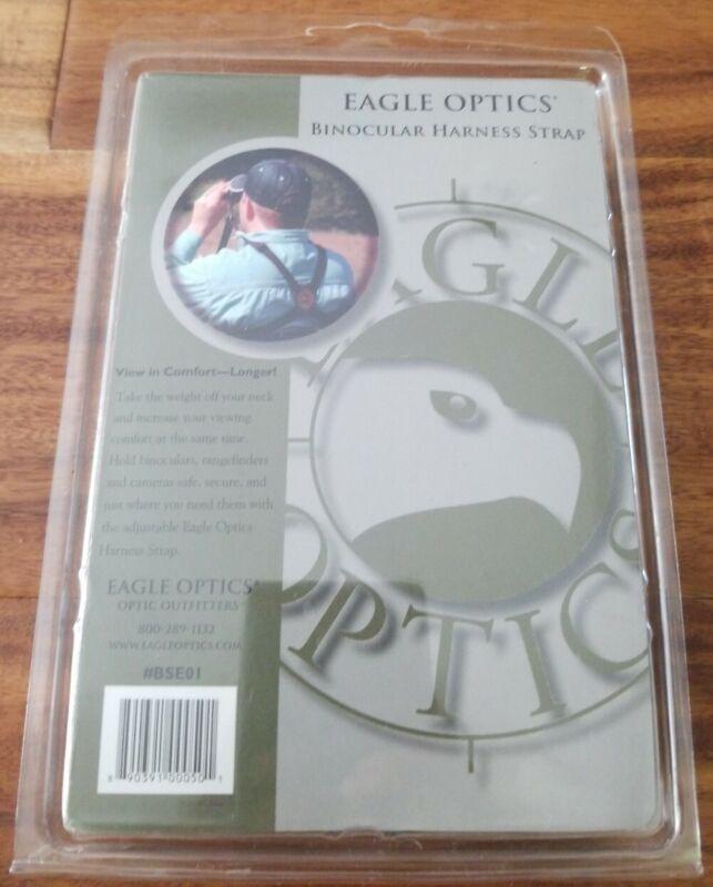 Eagle Optics Binocular Harness Strap 800-289-1132 Durable & Adjustable