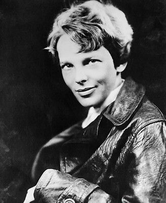 AMELIA EARHART 8X10 GLOSSY PHOTO PICTURE IMAGE #3