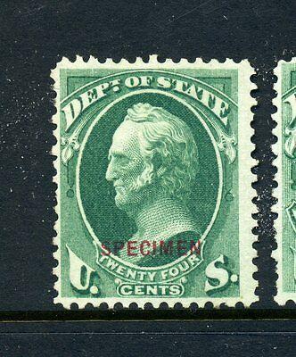 Scott #O65S State Dept. Special Printing Specimen Official Stamp (Stock #O65-7)