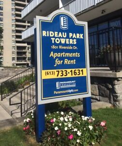 Outdoor Parking near General & CHEO Hospitals/overnight/parkride