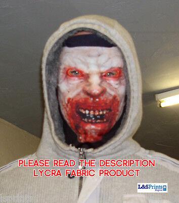 esign Gruselig Halloween das Bedeckend Maske Horror Zombie (Halloween Blutiges Gesicht)