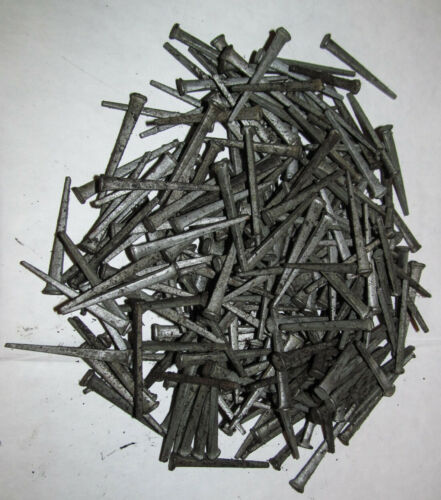 "200 Vintage 2"" Square Head Nails"