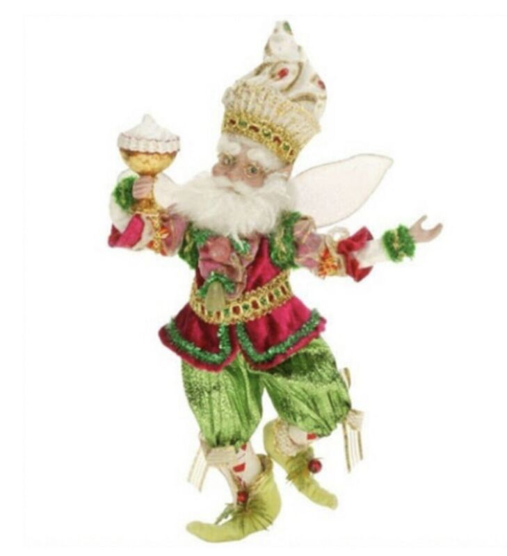 Mark Roberts Something Sweet Fairy Large In Box  #69 Of 250