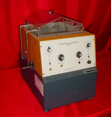 New Brunswick G76 Gyrotory Warmer Shaker Water Bath Wlid M1028-0000 2