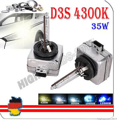 Xenon D3S Lampe Brenner Scheinwerfer 66340Hbi 35W Birnen 4300K Abblendlicht Lamp