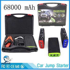 Car Jump Starter Booster emergency For A 12&16&19 volts 68000mah Green Valley Liverpool Area Preview