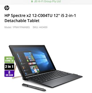 Wanted: HP SPECTRE 2-in-1 TABLET