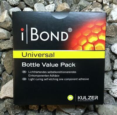 Ibond Universal Dual Cure Kulzer Bottle Value Pack 66061412
