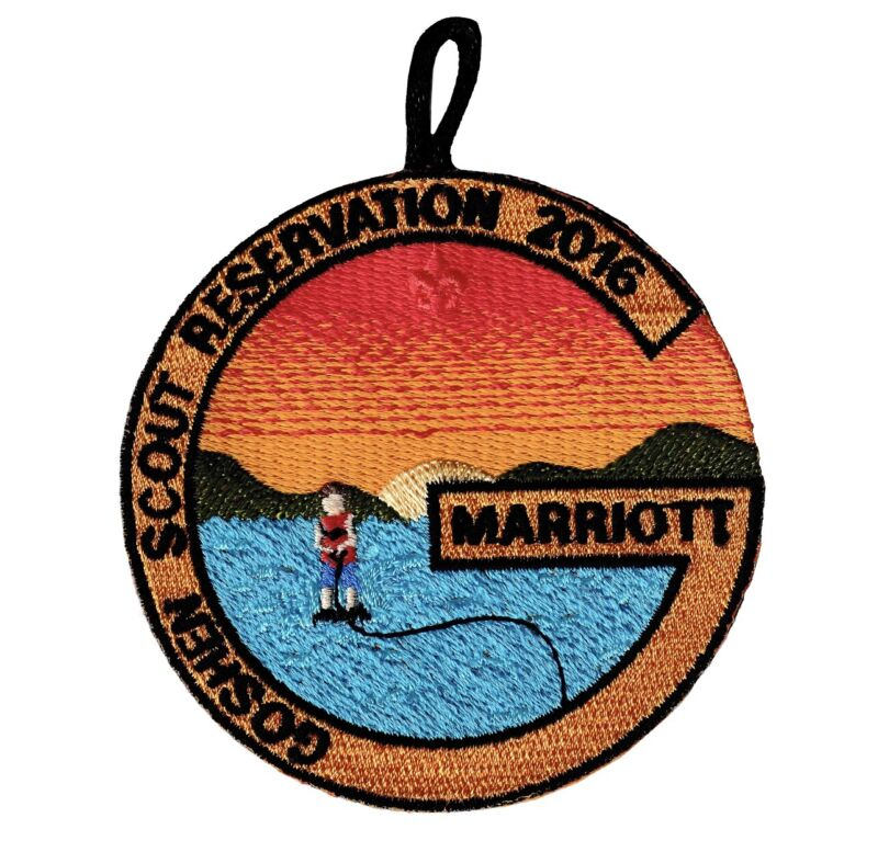 2016 Camp Marriott Goshen Scout Reservation National Capital Area Council NCAC