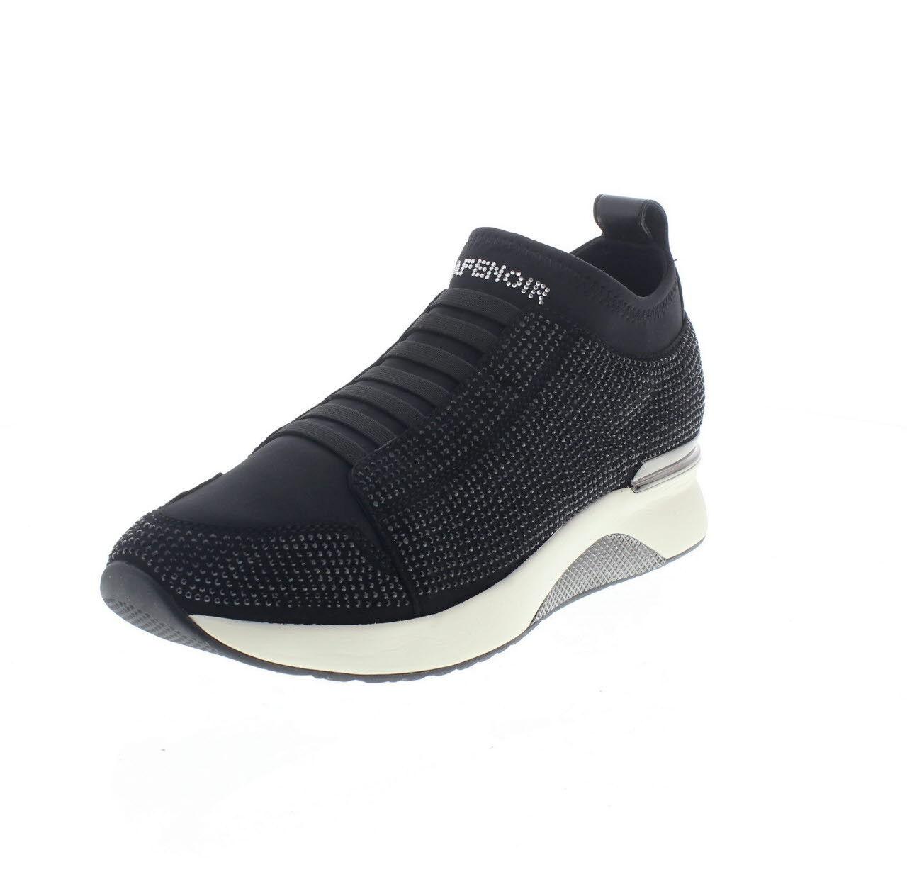 CafÈnoir Sneakers slip on blu scarpe donna DA932 39 pNsWZ