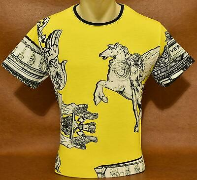 New Season'20 Brand New Men's VERSACE Slim Fit T-SHIRT Size M- L- XL