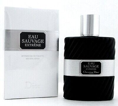 Eau Sauvage Extreme by Christian Dior 3.4 oz. Eau de Toilette Intense Spray Men (Christian Dior Eau Sauvage Eau De Toilette)