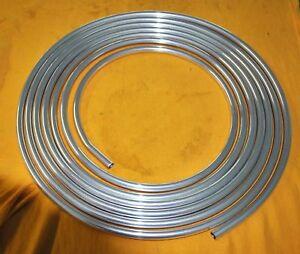 Pro Series 5/8 Aluminum Fuel Line Tubing Hose 25Ft