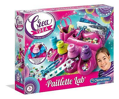Clementoni Paillette Lab Creative Cuttting Machine Children's Craft Set