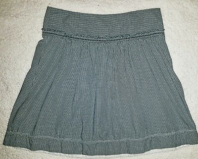 American Eagle Outfitters Women's Multi Colored Checked, Full, Poofy Skirt SZ 10 - Long Poofy Skirts