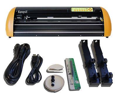 24 Gcc Expert Ii Vinyl Cutter Winpcsign Pro Software Extra
