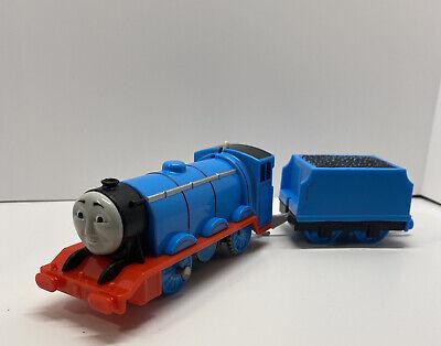 Thomas the Train Motorized Trackmaster GORDON + TENDER #4 2013 Mattel