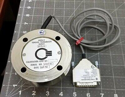 Crane Stationary Torque Transducer  Torque Wrench Tester Calibrator 28nmb6b
