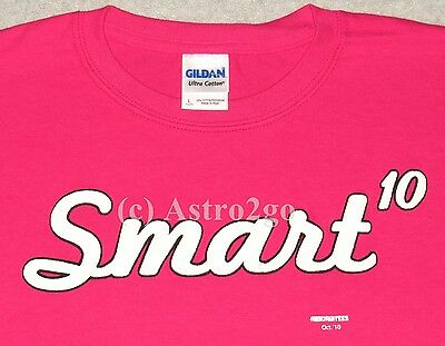 SMART [TO THE POWER OF] 10-Math Science Geek Nerd Girl Power Kids T shirt XS-L - Geek Girl Kids T-shirt