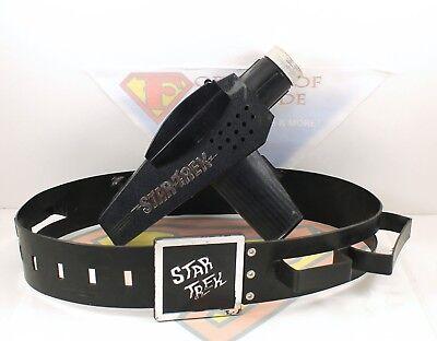 Original Vintage Remco 1975 Star Trek Phaser Gun & 1976 Child Size Utility Belt - Phaser Gun