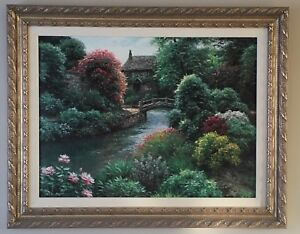 Henry Peeters Painting (reproduction)