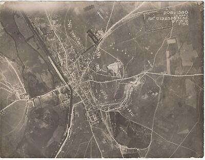 Cappy France - WW1 Aerial Photo c1918 #2