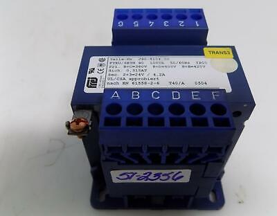 Control Safety Transformer En 61558-2-6