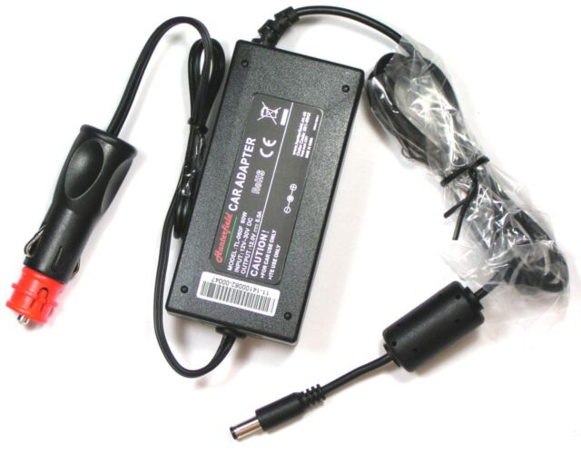 12V In-Car dc adapter for Cello C19EFF-LED, C20230F, C22EFF-LED, C24EFF-LED TVs