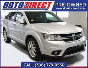 2014 Dodge Journey R/T R/T| 3.6L | AWD | LEATHER | 3RD ROW