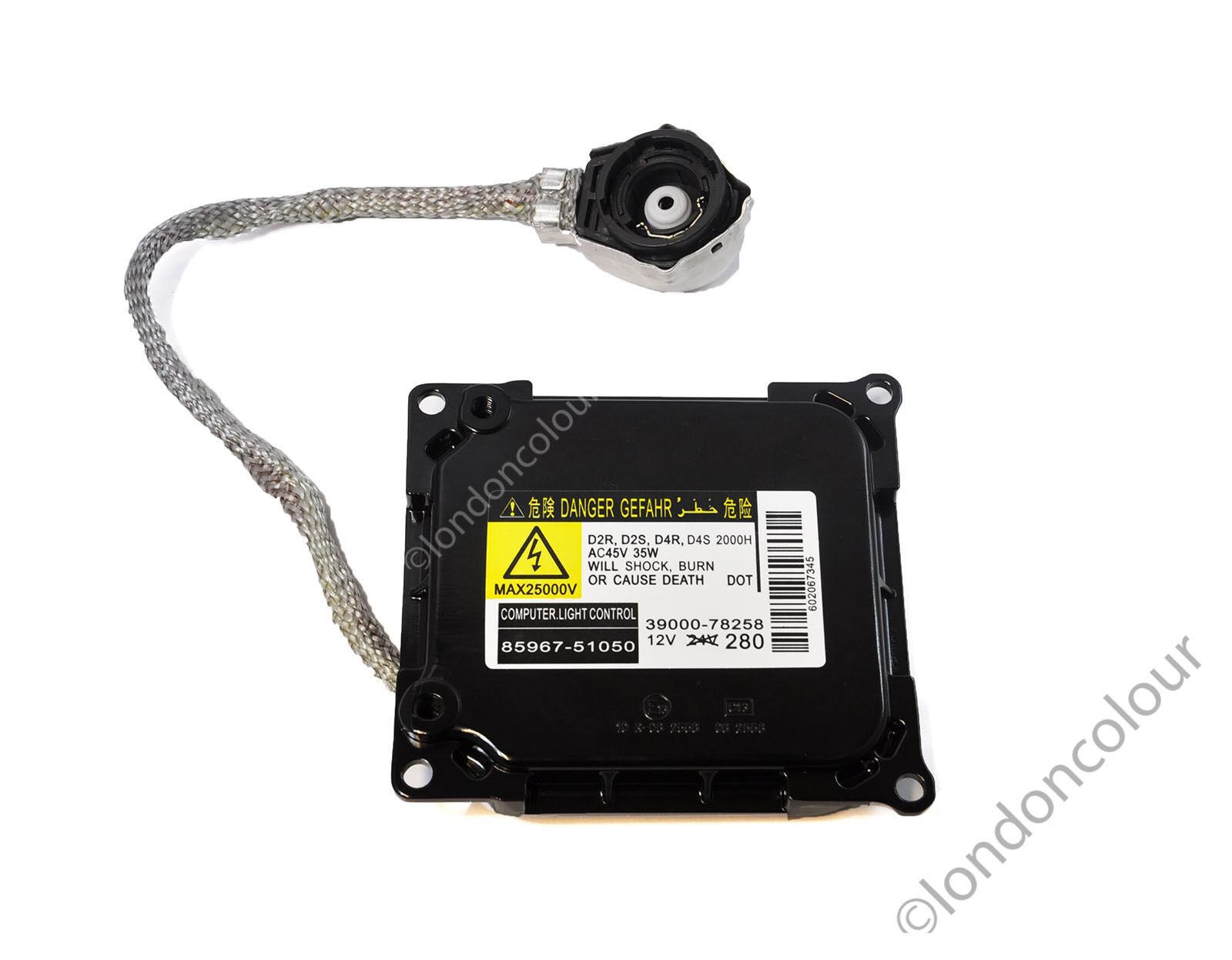 D4S Xenon HID Ballast Headlight Control Kit Replacement for Toyota Lexus DDLT003