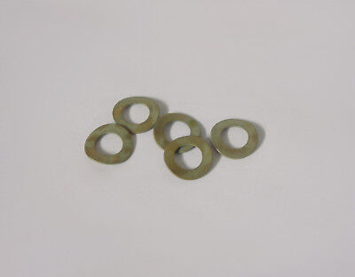 Spring Lock Washer (5x Federscheibe M6 Vergleichsnummern N0122265 90002800802 Spring Washer Lock)
