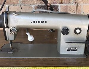 Juki Industrial Sewing Machine DDL-227 with lamp Regents Park Logan Area Preview