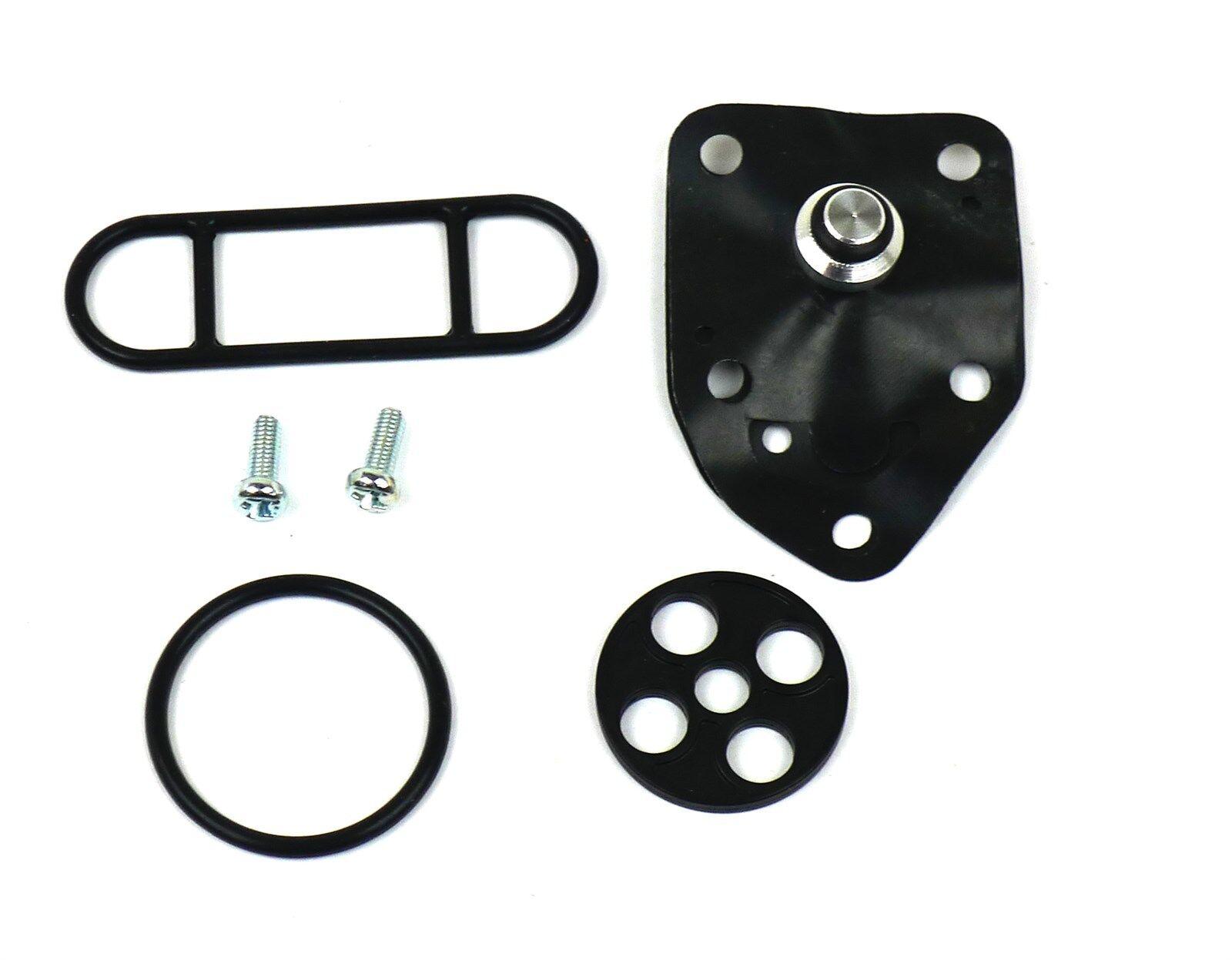 KR Fuel Tap Petcock Repair Kit YAMAHA XV 700 750 920 1000 Shutoff Valve Alpha
